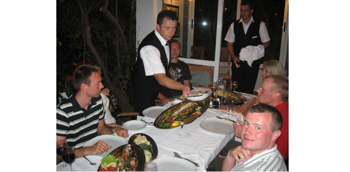 Restoran Fortuna